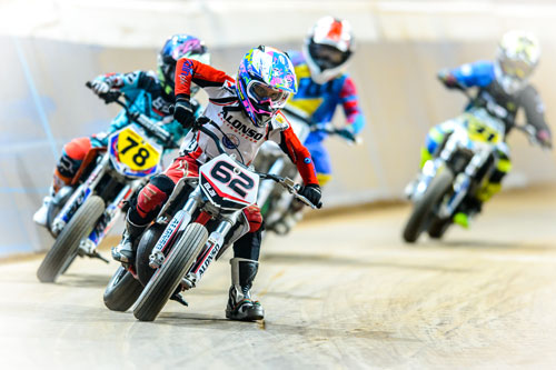 Superprestigio Dirt Track 2015 Junior