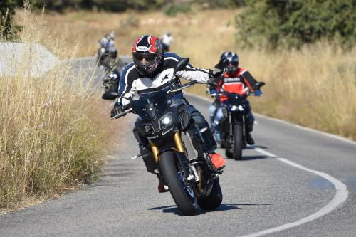 Yamaha MT Tour 2017 - Alicante