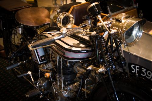 British Motorcycle Museum