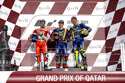 Grand Prix of Qatar 2017 - MotoGP