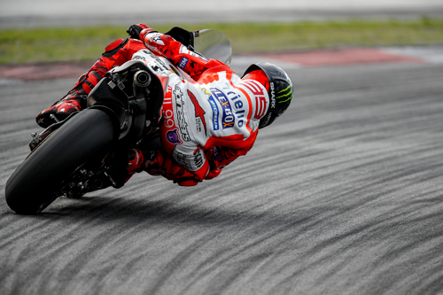 Sepang MotoGP Official Test 2017