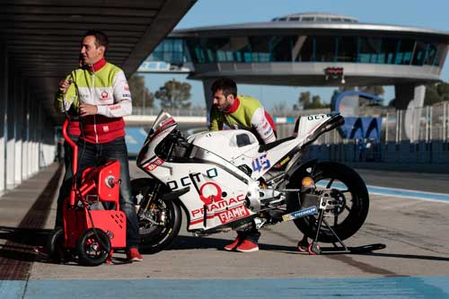 Winter Test Jerez MotoGP 2015