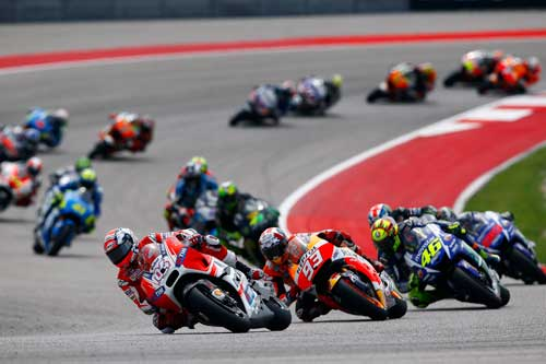 Grand Prix of The Americas - MotoGP 2015